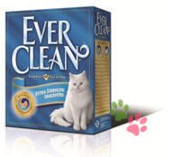 Наполнитель для кошачьего туалета EVER CLEAN Extra Strength Unscented