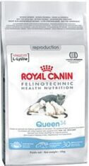 Royal Canin Queen 34