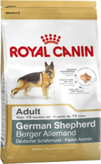 Royal Canin German Shepherd Adult 24 (Немецкая овчарка)