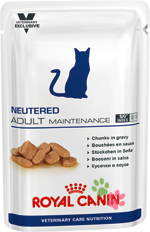Royal Canin Neurered Adult Maintenance (Нютрид Эдалт Мэйнтененс), пауч