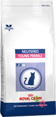Royal Canin Neutered Young Female (Нютрид Янг Фимэйл)