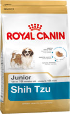 Royal Canin Shih Tzu Junior 28 (Ши-тцу юниор)