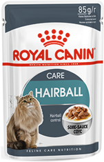 Royal Canin Hairball сare (в соусе)