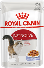 Royal Canin Instinctive (в желе)