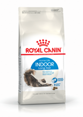Royal Canin Indoor Long Hair 35 АКЦИЯ 3+1!