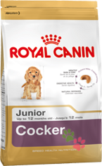Royal Canin Cocker Junior (Кокер Юниор)