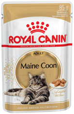 Royal Canin Maine Coon Adult (в соусе)