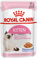 Royal Canin Kitten Instinctive (в желе)