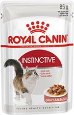 Royal Canin Instinctive (в соусе)