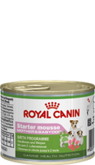 Royal Canin Starter Mousse (консерва)