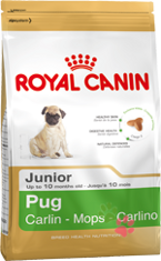 Royal Canin Pug Junior (Мопс Юниор)