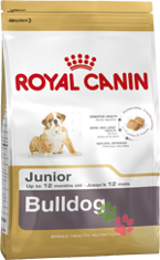 Royal Canin Bulldog Junior (Бульдог Юниор)