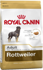 Royal Canin Rottweiler Adult 26 (Ротвейлер)