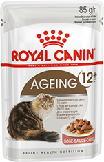 Royal Canin Ageing +12 (в соусе)