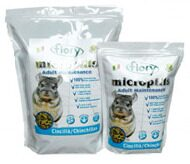 FIORY корм для шиншилл Micropills Chinchillas 850 г