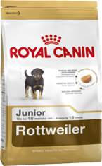 Royal Canin Rottweiler Junior (Ротвейлер Юниор)